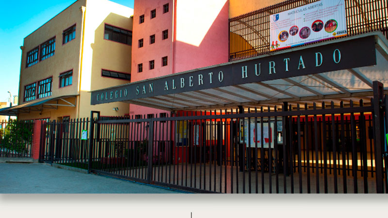 Colegio San Alberto Hurtado