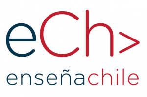 Logo enseña Chile