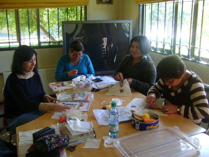 centro familia taller madres